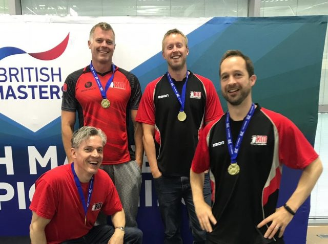 Kenilworth Masters make a splash at British National Long Course Championships